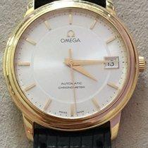 Omega DeVille Prestige 18 kt Gold