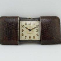 Movado Ermeto Traveler Vintage Collector Packet Watch 1198235