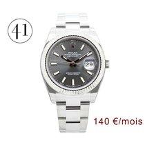 Rolex Datejust41 Cadran Rhodium