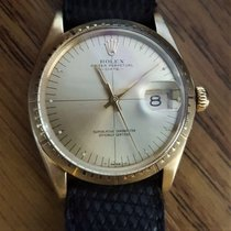 "Rolex - Oyster Perpetual 1512 Zephyr"", solid 14 kt gold -..."