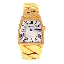 Cartier Ladies 18k Solid Yellow Gold Cartier La Dona W640010H...