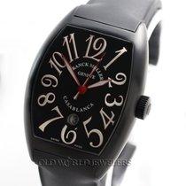 Franck Muller Red Casablanca Ref 8880 C DT NR, Black PVD