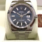 勞力士 (Rolex) Datejust II Blue Index Dial Smooth Bezel 41mm [NEW]