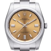 Rolex Oyster Perpetual 36mm White Grape 116000