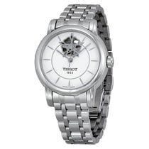 Tissot Ladies T050.207.11.01 T-Lady Heart Powermatic80 Watch