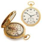 Audemars Piguet Thin Minute-repeater Yellow Gold