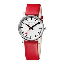 Mondaine UNISEX Quartz 38mm Evo Watch A660.30344.11SBC