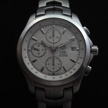 TAG Heuer Automatic Link Chronograph New