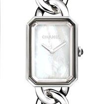 Chanel Première Chaîne Steel Mother of Pearl