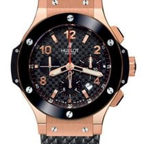 Hublot Big Bang 44 Chronograph 18kt Rose Gold Men's Watch