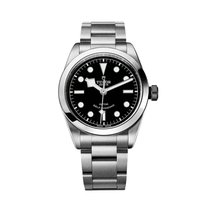 Tudor Men's M79500-0001 Heritage Black Bay Watch