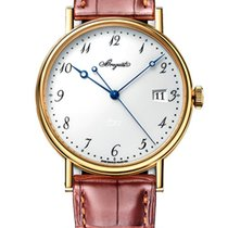 Breguet Brequet Classique 5177 18K Yellow Gold Men's Watch