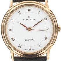 Blancpain Villeret rose gold men's watch
