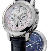 Patek Philippe 5002P 5002 Sky Moon Tourbillon Platinum -...
