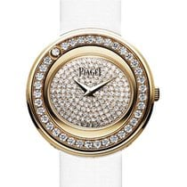 Piaget G0A37189 Possession in Rose Gold with Diamond Bezel -...