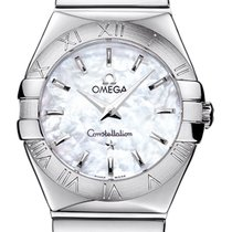 Omega Constellation Polished 27mm 123.10.27.60.05.002