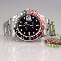 Rolex GMT-Master II 16710 Coke perfekte Facette Stick Dial - 2005