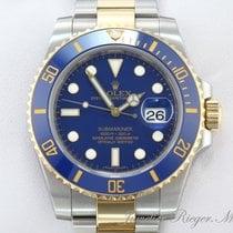 Rolex Submariner Date 116613 LB Stahl Gelbgold 750 Automatik