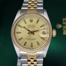 Ρολεξ (Rolex) Datejust 6827 Medium 18k Gold Steel Jubilee