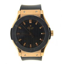 Hublot Classic Fusion 45mm King 18K Solid Rose Gold