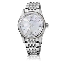 Oris Big Crown Date White Mother of Pearl Automatic Men's...