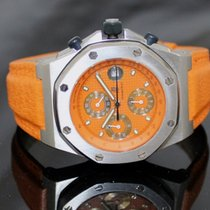 오드마피게 (Audemars Piguet) Royal Oak Offshore Chronograph Orange