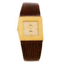 Rolex Cellini King Midas Vintage 18k Yellow Gold Watch 4126