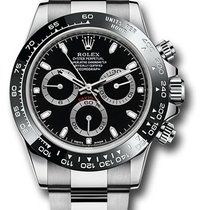 Rolex Daytona Ceramic bezel black dial 116500LN BK