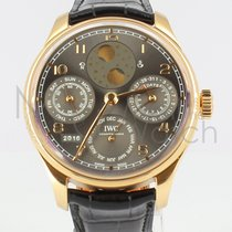 IWC Portuguese Perpetual Calendar Perpetual Double Moonphase...