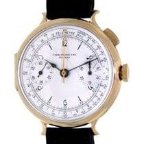 No Chronometre Suisse Yellow Gold, 36mm