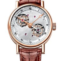 Breguet Brequet Double Tourbillon 5347 Rose Gold Men's Watch