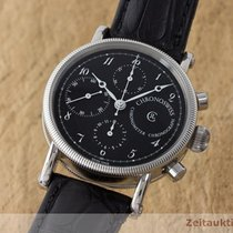 Chronoswiss Kairos Chronometer Chronograph Automatik Stahl Ch7523