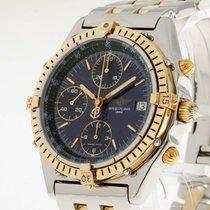 Breitling Chronomat Chronograph Stahl / Gold Ref.81950