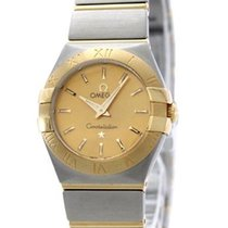 Omega 123.20.24.60.08.001 Constellation Women's 24MM 18KY...