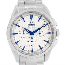 Omega Seamaster Aqua Terra Xl Chronograph Watch 2512.30.00