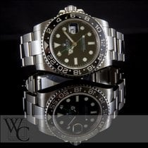 Rolex GMT Master II New Style Ceramic