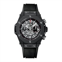 Hublot Big Bang Unico Black Magic 45mm Ceramic Watch
