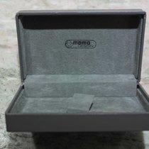Momo Design vintage watch box leather grey