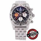Breitling Chronomat 44 GMT Patrouille Suisse 50th Ann. Ref....