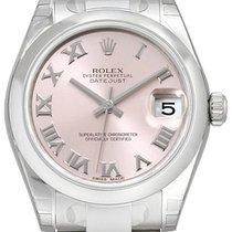 Rolex Datejust 31 Ref. 178240 Pink Römisch
