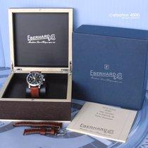 Eberhard & Co. TAZIO NUVOLARI Grande Taille Chrono 42mm...