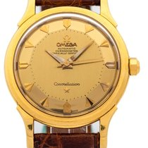 Omega Constellation Deluxe 2852/2853 1956