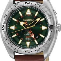Seiko Prospex GMT SUN051P1 Herrenarmbanduhr Mit Kinetikuhrwerk