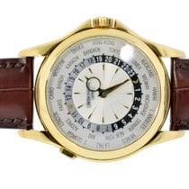 Patek Philippe Yellow Gold World Timer5130J-001