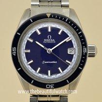 Omega Seamaster Blue Big Crown