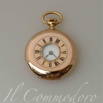 Patek Philippe 18 ct Rose Gold case noble family pocket watch