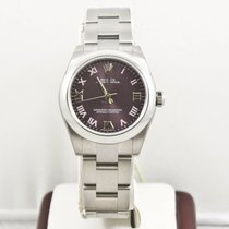 Rolex Oyster Perpetual Lady Purple Dial Box & Papers 2017...