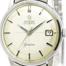 Omega Vintageomega Geneve Cal.562 Pipan Dial Rice Bracelet...
