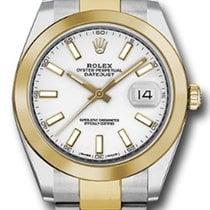 Rolex Unworn 126303WIO Datejust Mens 41mm Automatic in Steel...
