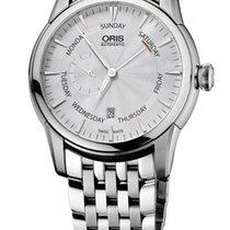 Oris Atelier Small Second, Pointer Day